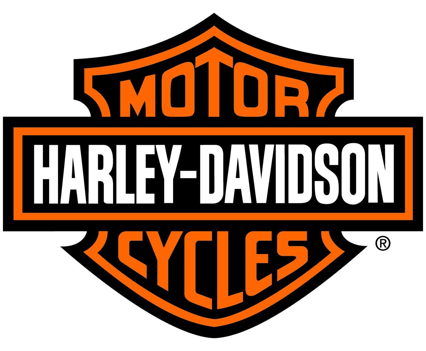 ORIGEN DE LOS NOMBRES Y MARCAS Harley-davidson-logotipo-489081